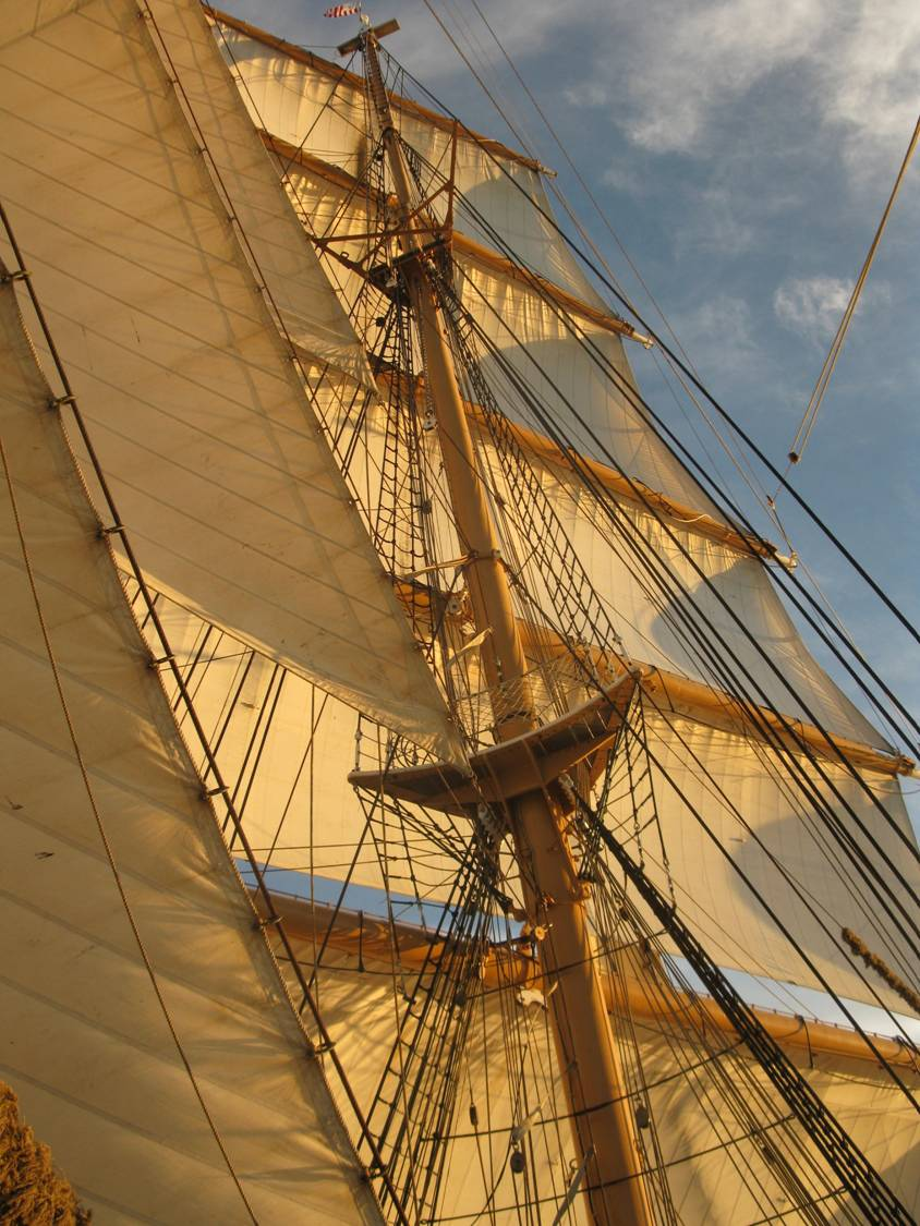 Auxiliary Sail Online